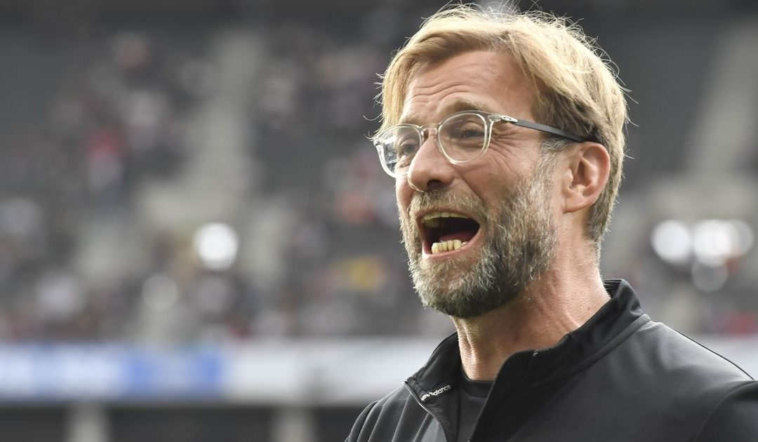 Jurgen Klopp's Glasses