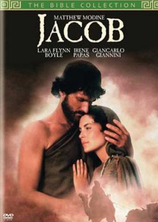 The Bible Collection: Jacob - DVD Image