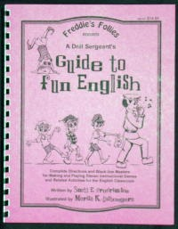 A Drill Sergeant's Guide to Fun English-0