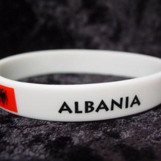 Albania Wristband -0