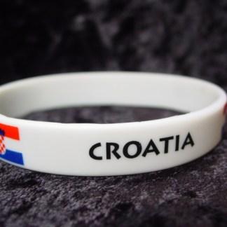 Croatia Wrist Band-0