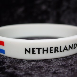 Netherlands Wrist Band-0
