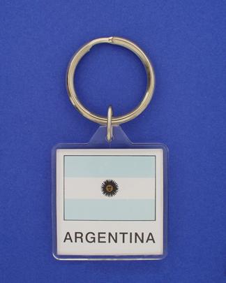 Argentina Keychain-0