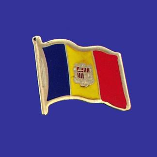 Andorra Lapel Pin-0