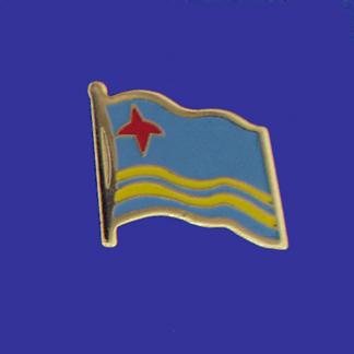 Aruba Lapel Pin-0
