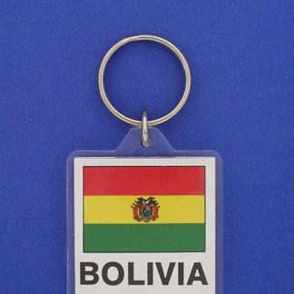 Bolivia Keychain-0