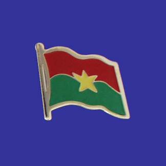Burkina Lapel Pin-0