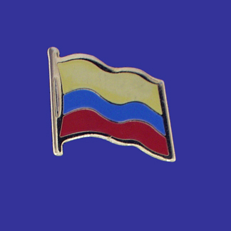 Colombia Lapel Pin-0