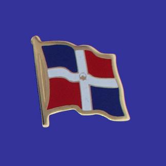 Dominican Republic Lapel Pin-0