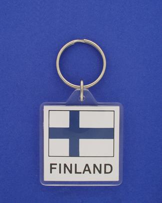 Finland Keychain-0