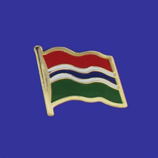 Gambia Lapel Pin-0
