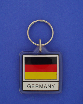 Germany Keychain-0