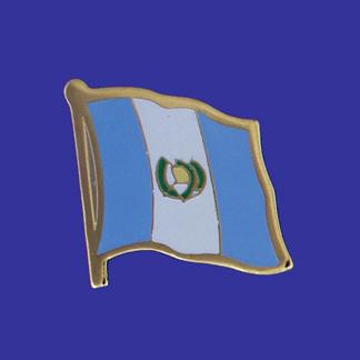 Guatemala Lapel Pin-0
