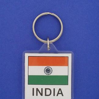 India Keychain-0
