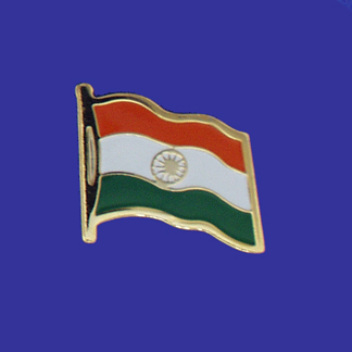 India Lapel Pin-0
