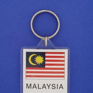 Malaysia Keychain-0