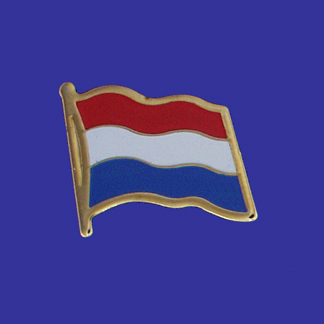 Netherlands Lapel Pin-0