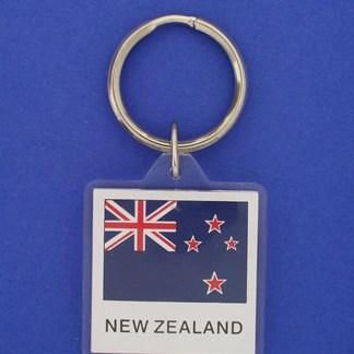 New Zealand Keychain-0