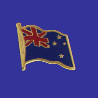 New Zealand Lapel Pin-0