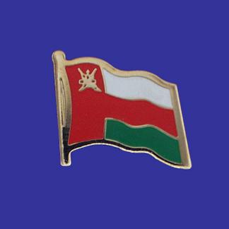 Oman Lapel Pin-0