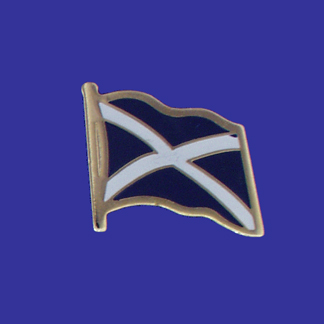 Scotland (cross) Lapel Pin-0