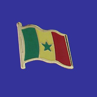 Senegal Lapel Pin-0