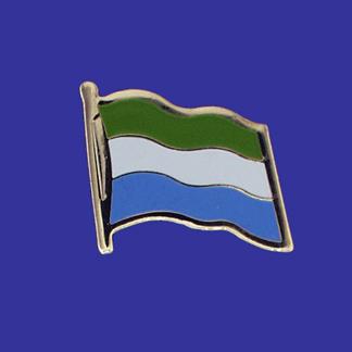 Sierra Leone Lapel Pin-0
