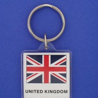 United Kingdom Keychain-0