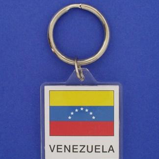 Venezuela Keychain-0