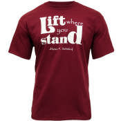 Lift Where You Stand-0