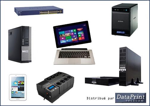 Solutions informatiques et réseaux de DataPrint