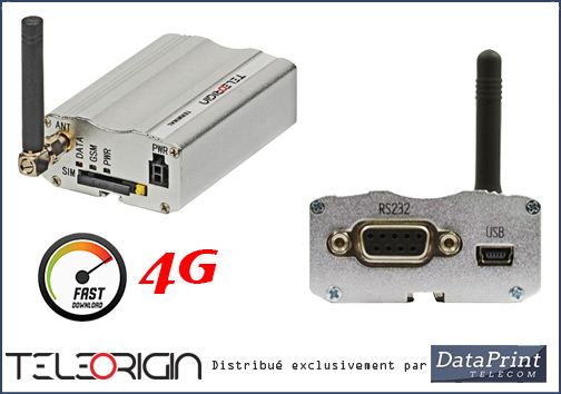 modem 4G TeleOrigin