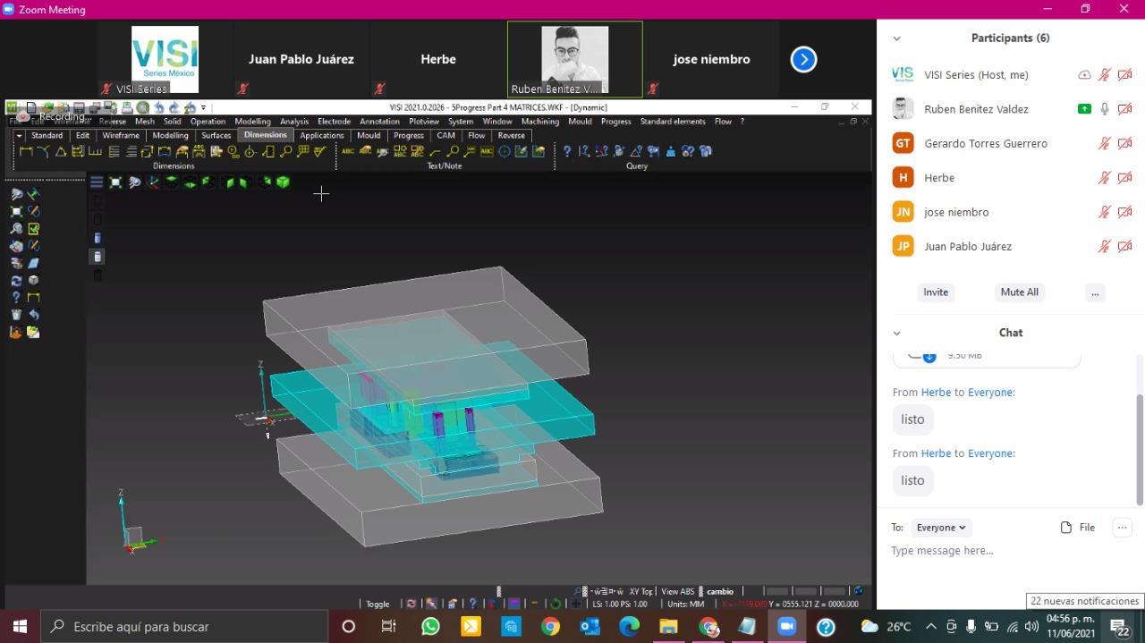 VSM realiza con éxito la Capacitación para el Diseño de Troqueles