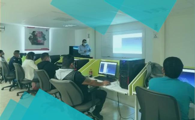 VSM brinda curso especializado de VISI Machining 2 y 3 ejes a la empresa Elastómeros de Querétaro