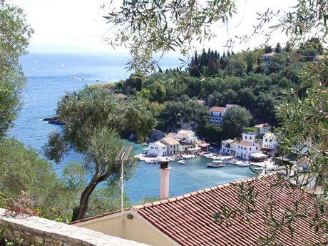 Paxos Photo Gallery: Loggos harbour, Loggos, Paxos