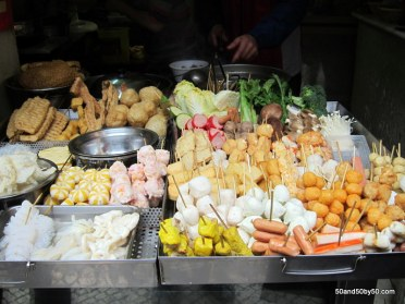 Malaysian street food -- you choose it, they cook it