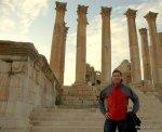 Gerasa - Roman columns