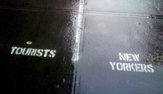 Lies New Yorkers tell tourists