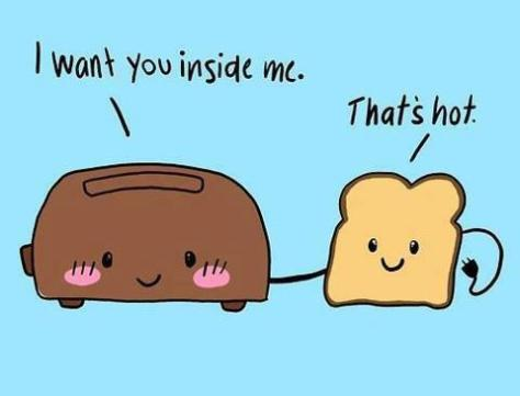 cartoon - toasters
