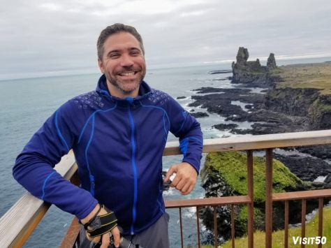 Visiting Iceland, my 50th country! Use these tips to travel more