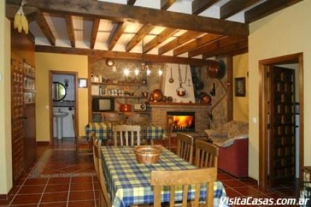Casas Rusticas Interiores Finca Rstica Dos Casas Rusticas - Decoraciones-de-interiores-de-casas-rusticas