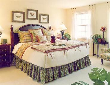 Color Y Feng Shui Para El Dormitorio