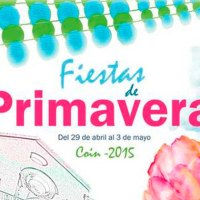 Feria de Mayo Coín 2015. Fiestas de la Primavera