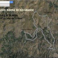 Ruta fluvial ribera de Río Grande