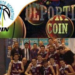 El Club Baloncesto Deportivo Coín hace historia