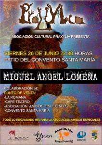 concierto praxylia miguel angel lomeña