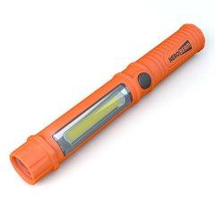 Luz de Emergencia Automovilística – Linterna LED Súper Brillante / Luz de Trabajo con Imán y Clip para Cinturón – Un Esencial de Guantera para Emergencias Nocturnas en el Vehículo – ¡UN ESTUPENDO REGALO DE NAVIDAD PARA CUALQUIER PROPETARIO DE UN AUTOMÓVIL!