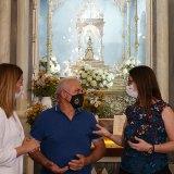 Virgen de la Fuensanta de Coín, volverá a su ermita del 22 al 30 de mayo