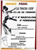 Torneo de Padel Coin