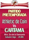 Pretemporada Athletic de Coin